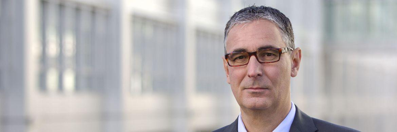 Gerd Häcker, Geschäftsführer der Steinbeis und Häcker Vermögensverwaltung