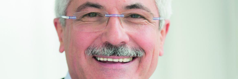 Ebase-Chef Rudolf Geyer