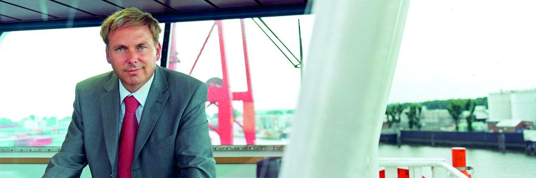 Ex-Beluga-Chef Niels Stolberg