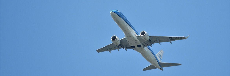 Flugzeug: Rund um den Luftverkehr gibt es eine Vielzahl an Investitionsmöglichkeiten |© Pixabay