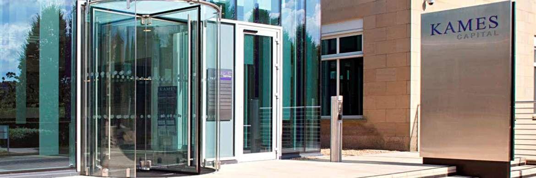 Hauptsitz von Kames Capital in Edinburgh, Schottland|© McAtee