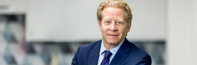 David Abner, Leiter von Wisdom Tree in Europa