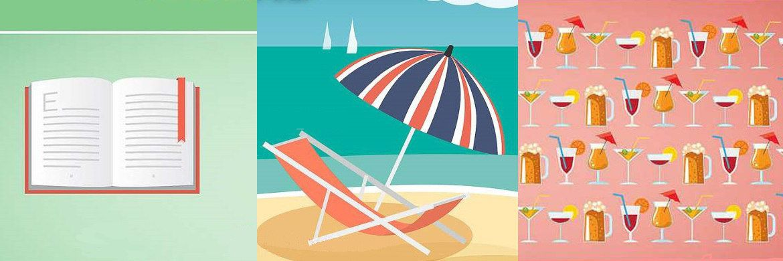 2 Bücher und 27 Drinks: So verbringen Deutsche ihren Urlaub