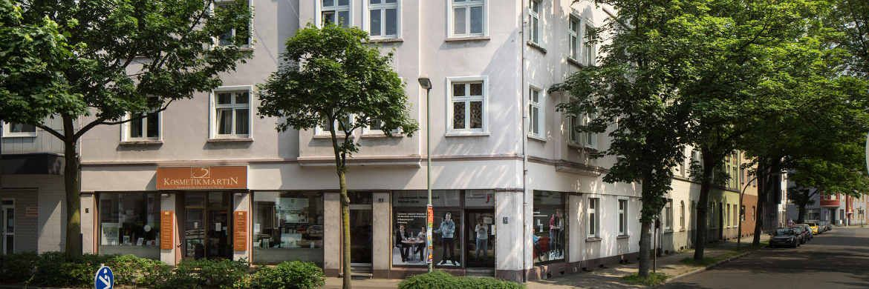 Wohn- und Geschäftshaus in Herne - ein Objekt aus dem Portfolio des UniImmo: Wohnen ZBI  © Union Investment