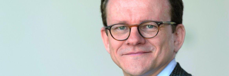 Georg Oehm, Gründer Mellinckrodt & Cie.