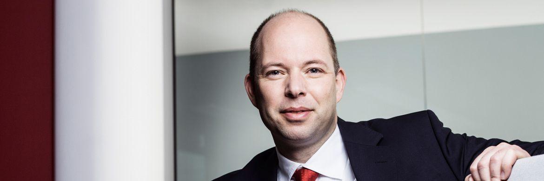 GDV-Geschäftsführer Axel Wehling