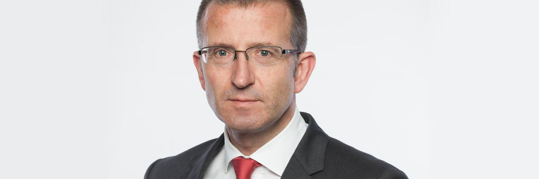 Martin Rotheram managt den neuen Fonds in London.