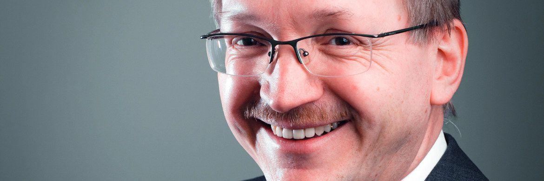 Klaus Dahmann, Niederlassungsleiter und Country Head Deutschland & Österreich bei Legg Mason