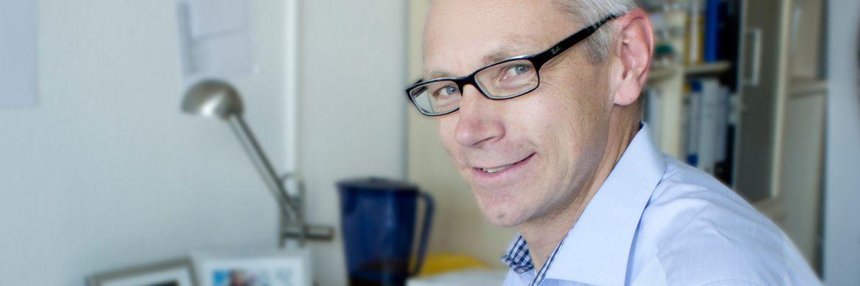 Lars Drückhammer hat mit Oliver Pradetto die Blaudirekt-Geschäftsführung inne.
