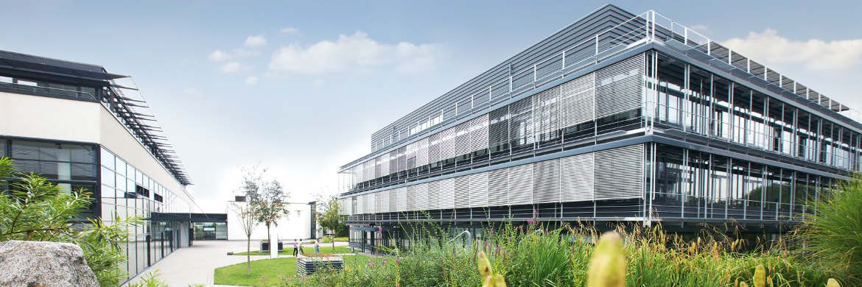 MLP-Gebäude in Wiesloch