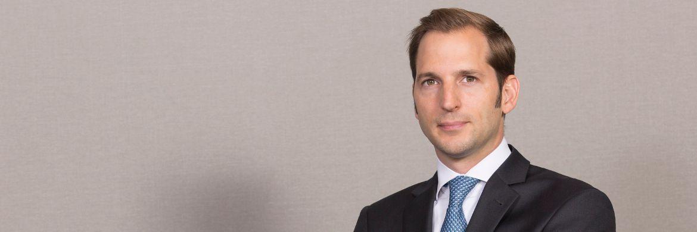 Florian Uleer ist Deutschlandchef von Columbia Threadneedle Investments