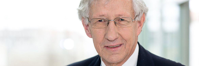 Ombudsmann der Ombudsstelle des BVI Gerd Nobbe