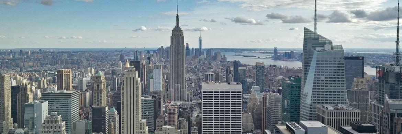 Wolkenkratzer in New York: Abgesehen von privaten Baukrediten sind nach der Finanzkrise viele Anlagechancen im Bereich gewerblicher Darlehen entstanden|© Pixabay
