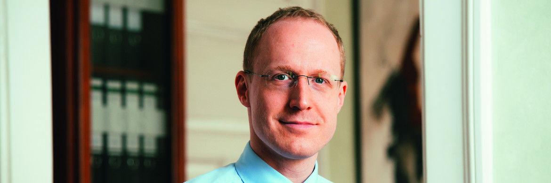 Johannes Dreher, Teilhaber von GVS Consulting