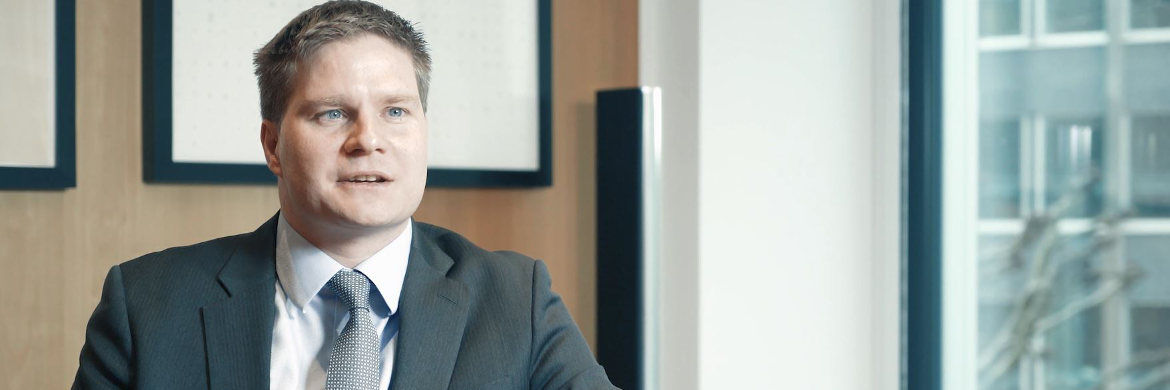 Mike Clements, Head of European Equities bei SYZ Asset Management