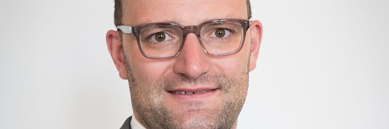 Finanzstaatssekretär Jens Spahn will seine Beteiligung an Pareton wieder verkaufen|© Jörg Rüger
