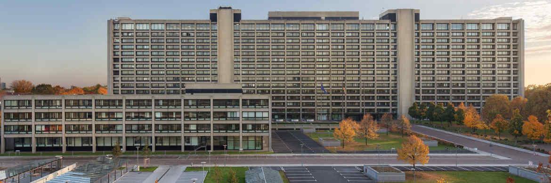 Hauptgebäude der Bundesbank: Die Geldwächter stellten eine umfassende Bankenstudie vor|© Bundesbank