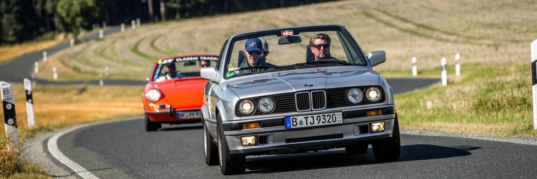 """Timo Joost in seinem """"Eddy"""" bei der Sachsen Classic 2016"""