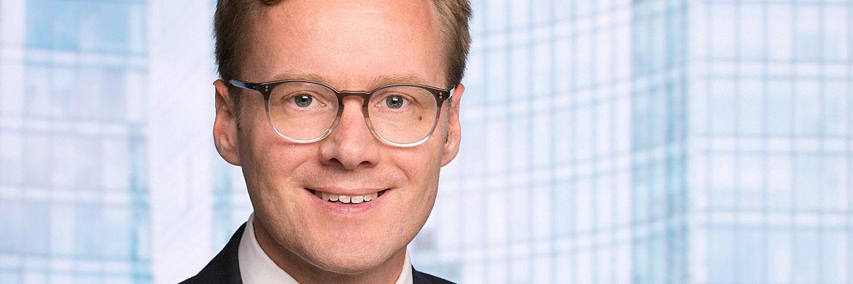 Sebastian Schu wechselt den Arbeitgeber: Künftiger arbeitet er im institutionellen Vertrieb von Lyxor AM.