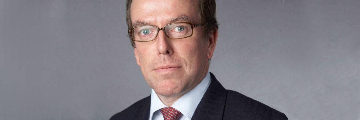 Paul Hatfield, Global Chief Investment Officer bei Alcentra, einer Boutique von BNY Mellon Investment Management (IM)