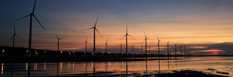 Windpark: Ökologisch verantwortliche Investments erfreuen sich großer Nachfrage. |© Pexels