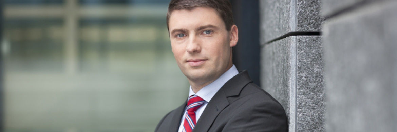Henning Potstada, Deutsche Asset Management, gehört laut einer Experten-Jury zu den Aufsteigern des Jahres. © Deutsche AM