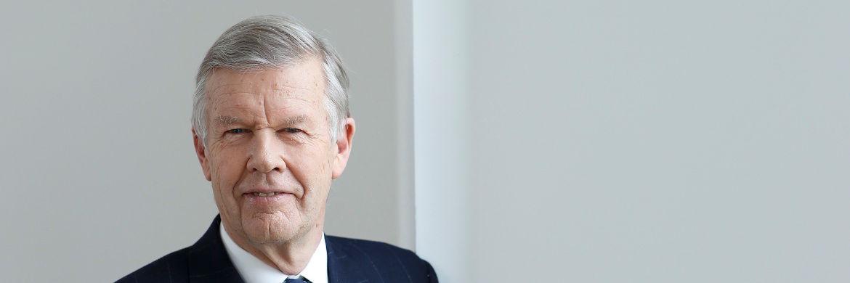 Jens Ehrhardt, Fondsmanager und Gründer von DJE Kapital