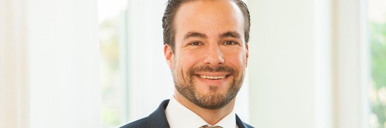 """Andreas Schyra, Geschäftsführer des IPAM - Institut für professionelles Asset Management: """"Das Potenzial der Kryptowährungen und vor allem der Blockchain ist nicht abzusehen""""."""