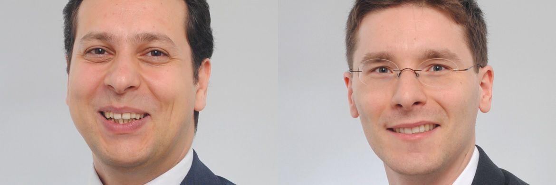 Achim Motamedi und Lukas Götz managen TAO Alternatives jetzt für die Luxemburger Gesellschaft LRI.|© LRI Group