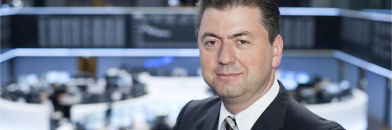 Robert Halver, Chefanalyst der Baader Bank, bezweifelt, dass die EZB ihren Kurs der ultralockeren Geldpolitik ändern wird.