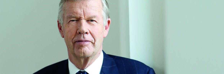 Jens Ehrhardt: Der Fondsmanager und Chef von DJE Kapital setzt auf Gold und Technologieaktien.|© DJE Kapital