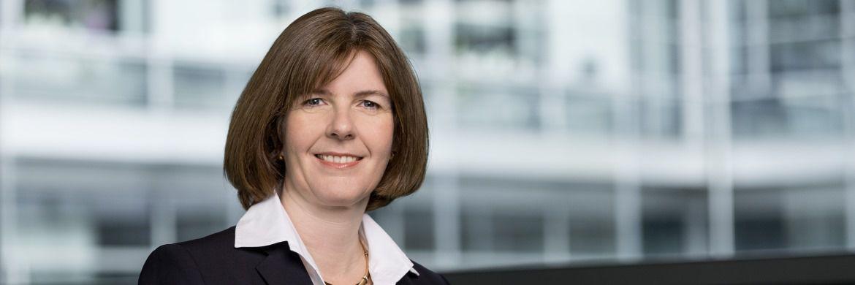 Claudia Andersch: Die 50-Jährige übernimmt zum 1. Januar 2018 den Vorstandsvorsitz der R+V Lebens- und Krankenversicherung. |© R+V