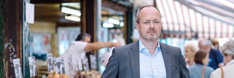 Günther Kastner, Investmentchef der C-Quadrat Asset Management und Gründer der C-Quadrat Marke Vision Microfinance