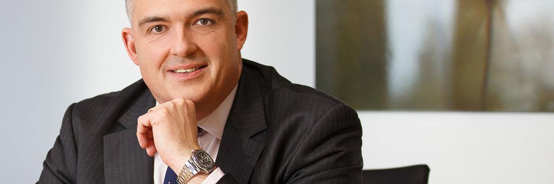 Leitet bei State Street das Segment Asset Owner Solutions & Strategic Market Initiatives für die Regionen Europa, Naher Osten und Afrika: Oliver Berger