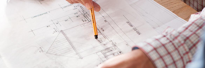 Bauplan eines Architekten: Die BHW Bausparkasse legt keine Berufung gegen ein aktuelles Urteil zu Kündigungen ihrer Kunden ein.|© BHW