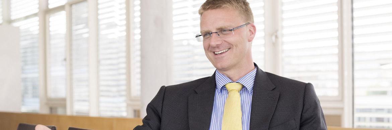 Steffen Merker, Manager des Mischfonds LBBW Multi Global: Sein Fonds war im August besonders gefragt.|© LBBW AM