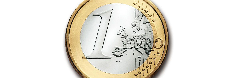 Euromünze: Die Eurozone soll um sieben weitere EU-Staaten erweitert werden.|© Pixabay