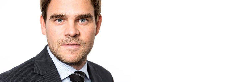 Philipp Haas, Analyst für die Sektoren Technologie und Medien|© DJE Kapital AG