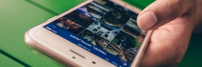 Smartphones bieten schnell und jederzeit Zugang zu Makler-Apps: Die Beratung durch die Online-Anbieter ist laut Finanztest aber noch verbesserungswürdig.|© Fancycrave