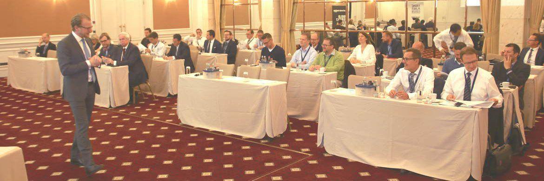 Rund 50 Teilnehmer besuchten die dritte Auflage des Finanzplaner Forums Südwest.|© Oliver Lepold