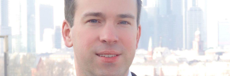 Christian von Engelbrechten, Manager des Fidelity Germany