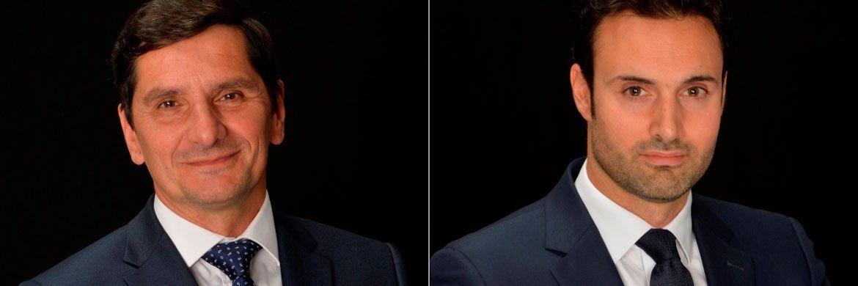 DNCA-Neuzugänge Pascal Gilbert und François Collet: Die Anleihe-Experten stoßen zum Absolute-Return-Team der Franzosen.|© DNCA