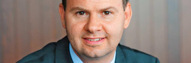 Michael Krautzberger, Leiter des europäischen Anleihenteams bei BlackRock.