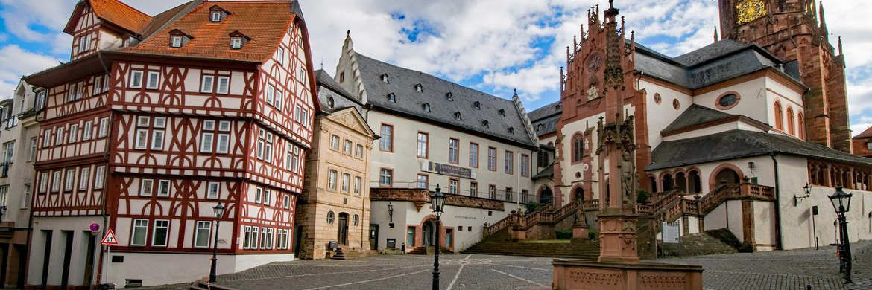 Aschaffenburg zählt laut Analyse von Dr. Lübke & Kelber zu den Hidden Champions.|© pixabay.com