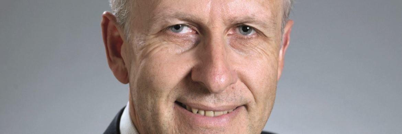 Anleiheexperte Ian Spreadbury, Manager des Fidelity Flexible Bond Fund