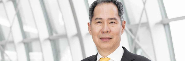 Geoffrey Wong, Leiter Aktien Schwellenländer und Asien bei UBS AM|© UBS