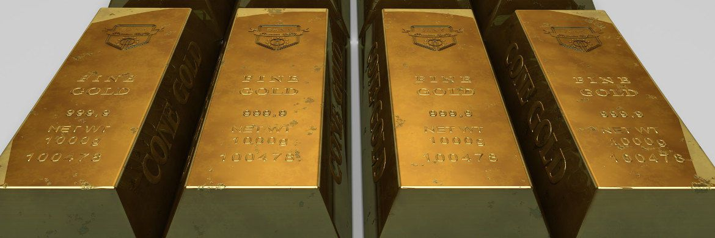 Goldbarren: Die von Gold-ETFs gehaltene Menge des Edelmetalls kletterte im September auf 2.357 Tonnen.  |© Pexels