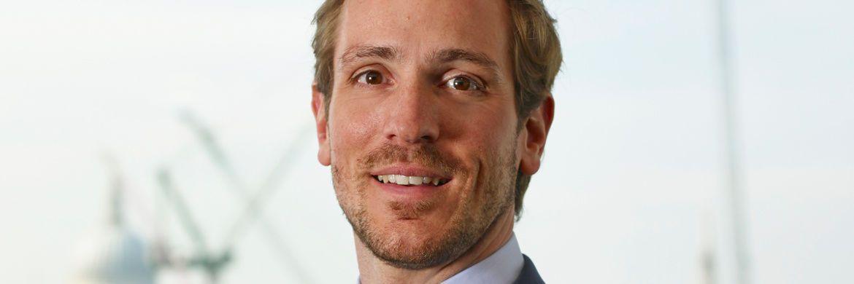 Frisch gekürter Leiter für Deutschland, Österreich und Osteuropa bei Invesco Powershares Sascha Specketer. Der ETF-Anbieter hat einen Indexfonds auf US-Vorzugsaktien aufgelegt.|© Invesco Powershares