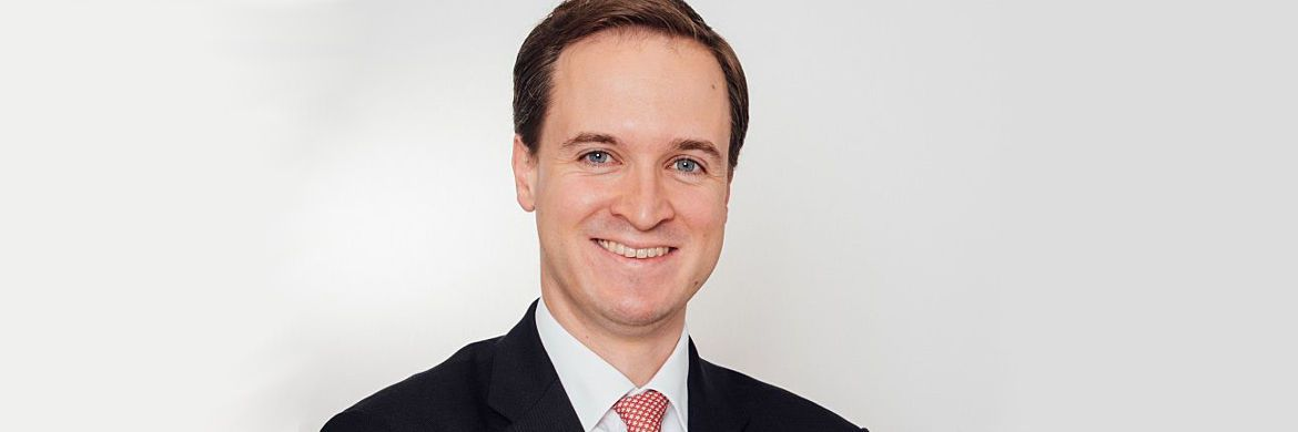 Lennart Segler: Der Portfoliomanager ist seit September für Allianz GI tätig. | © Allianz Global Investors