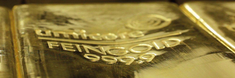 Xetra-Gold: Das Exchange Traded Commodity (ETC) ist rechtlich gesehen eine Inhaberschuldverschreibung, die einen Lieferanspruch auf Gold verbrieft und durch Gold in physischer Form und als Lieferanspruch gegen Umicore gedeckt ist.|© Gruppe Deutsche Börse
